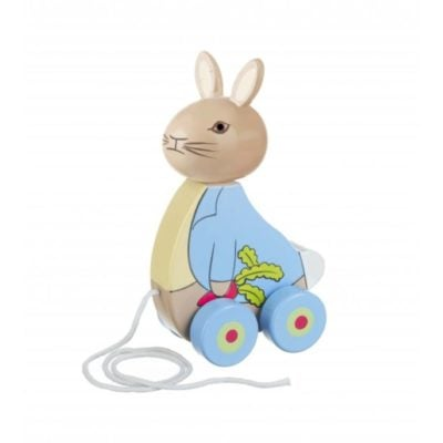 Peter Rabbit Wooden Toys