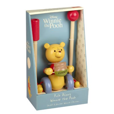 Winnie the Pooh Push Along
