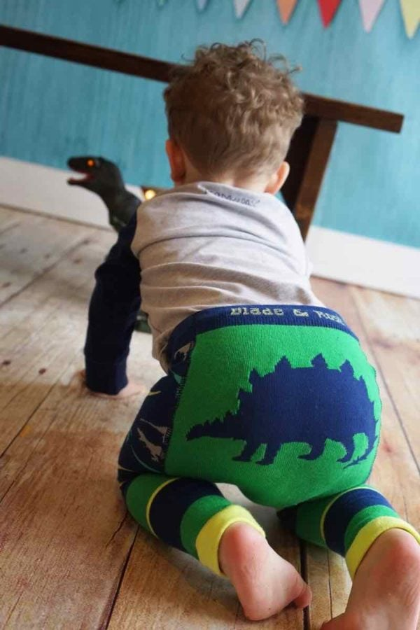 dinosaur leggings lifestyle