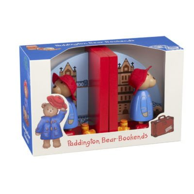 Paddington Bookends