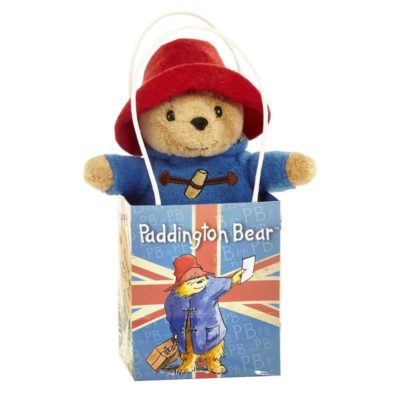Classic Paddington in Union Jack Bag