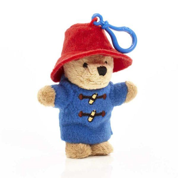Classic Paddington Bear Key Chain