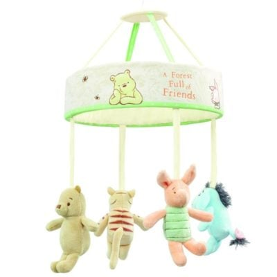 Winnie the Pooh Musical Cot Mobile