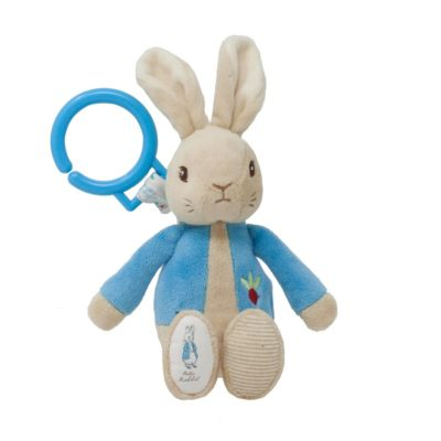 Peter Rabbit Jiggle Toy