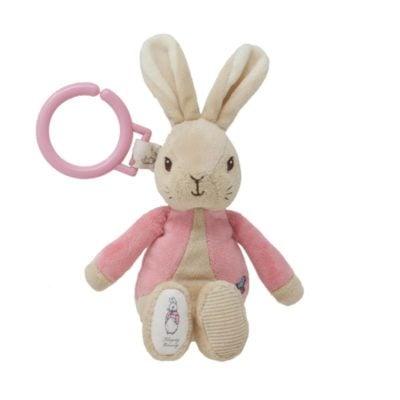 Flopsy Bunny Jiggle Toy