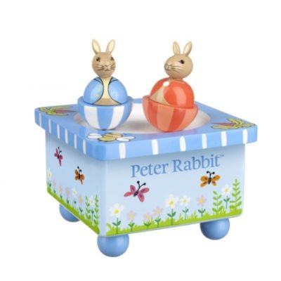 Peter Rabbit Music Box