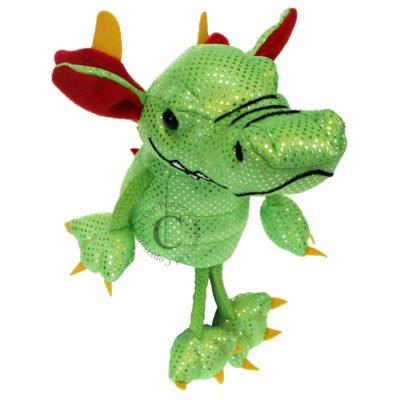 Dragon Finger Puppet
